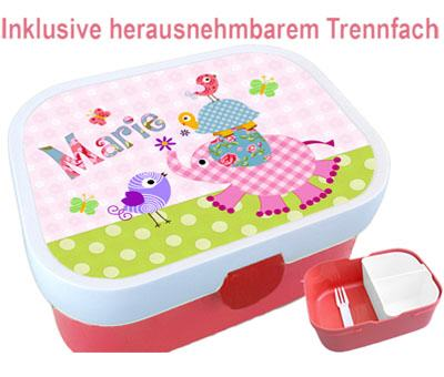 Lunchbox Elefant